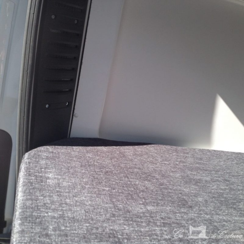 Colchón para furgoneta gran volumen