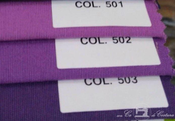 Colores de lonetas morados para fundas de colchón de furgonetas