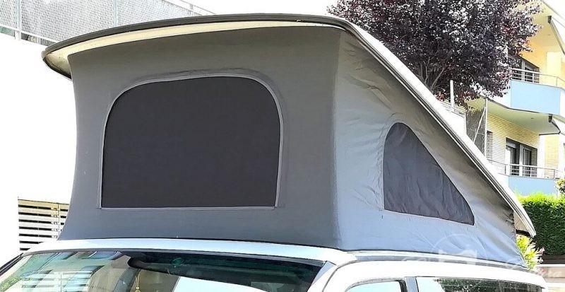 Lona techo elevable tipo westfalia Mercedes Vito w638